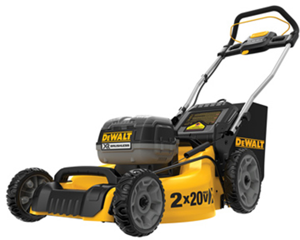 New Dewalt 2x20v Max Brushless Mower