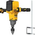 Dewalt FlexVolt 60V Max Dual Handles Paddle Mixer