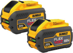 Dewalt FlexVolt Battery Pack Deal: 2x 9.0Ah for $199