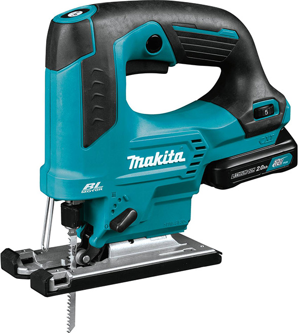 Makita 12V VJ06 Brushless D-Handle Jig Saw