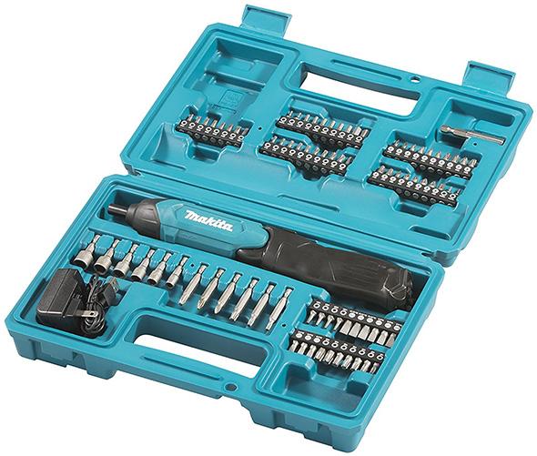 Makita Compact Screwdriver Kit
