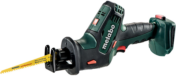 Metabo 18V Compact Reciprocating Saw 602266890