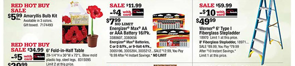Ace Hardware Black Friday Ad Page 5