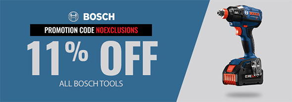 Acme Tools Bosch Holiday 2017 Coupon