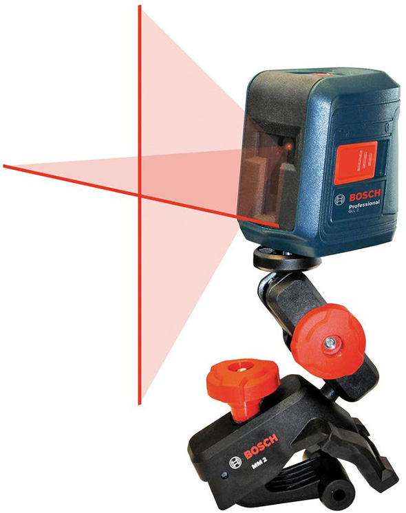 Bosch GLL 2 Cross Line Laser Level