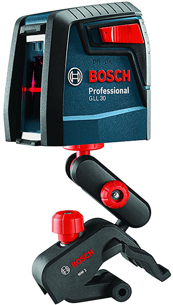 Bosch GLL 30 Self-Leveling Laser
