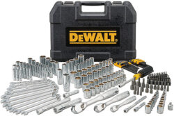 Deals of the Day: DEWALT Cordless Bundle, Mechanics Tool Set (11/23/17)