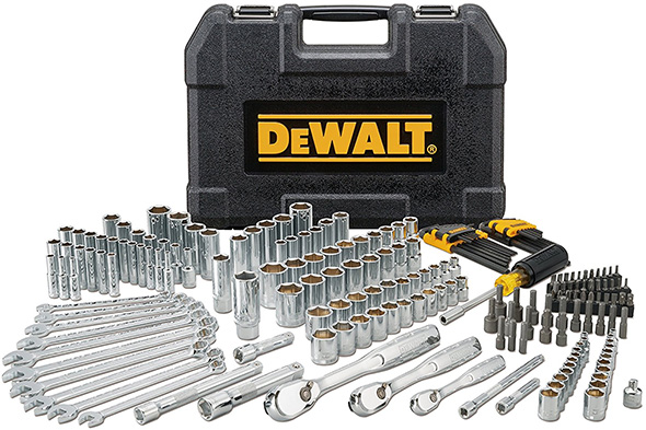 Dewalt DWMT81534 Mechanics Tool Set