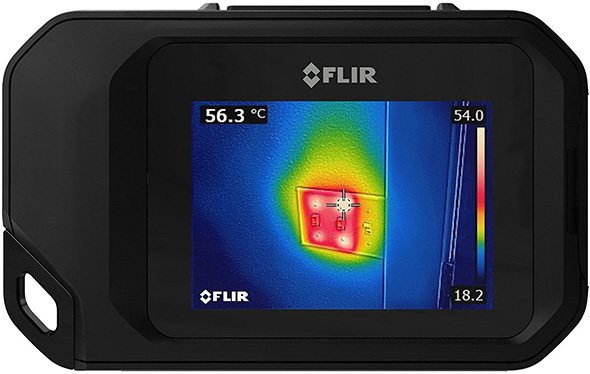 FLIR C3 Pocket Thermal Camera with WiFi