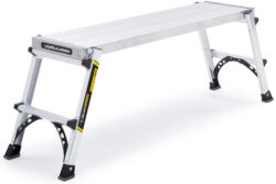 HD Pro Black Friday Sale: Gorilla Ladders Pro Aluminum Work Platform
