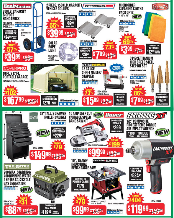 Harbor Freight Black Friday 2017 Tool Deals Updated Page 6