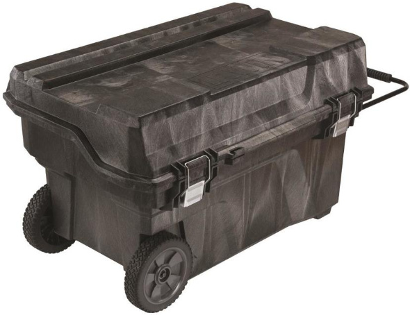 IRWIN Mobile Command Center Wheeled Tool Box Folded Down