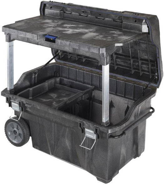 IRWIN Mobile Command Center Wheeled Tool Box