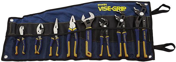 Irwin 8pc Pliers Set