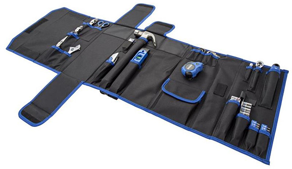 Kobalt 73pc Homeowner Tool Set with Folding Case