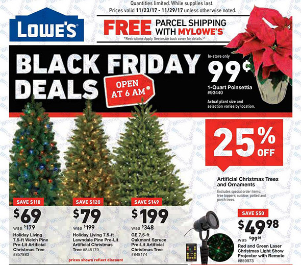 Lowes Black Friday 2017 Tool Deals Page 1