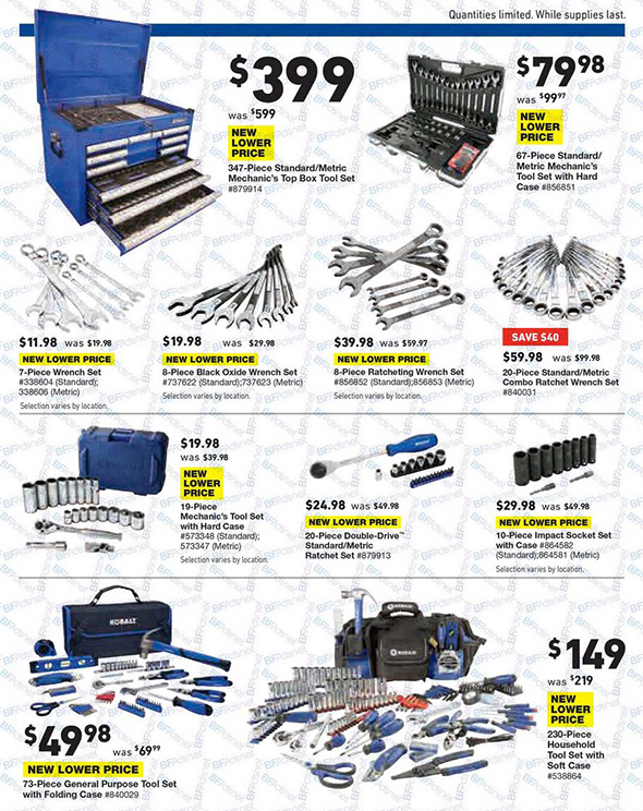 Lowes Black Friday 2017 Tool Deals Page 11