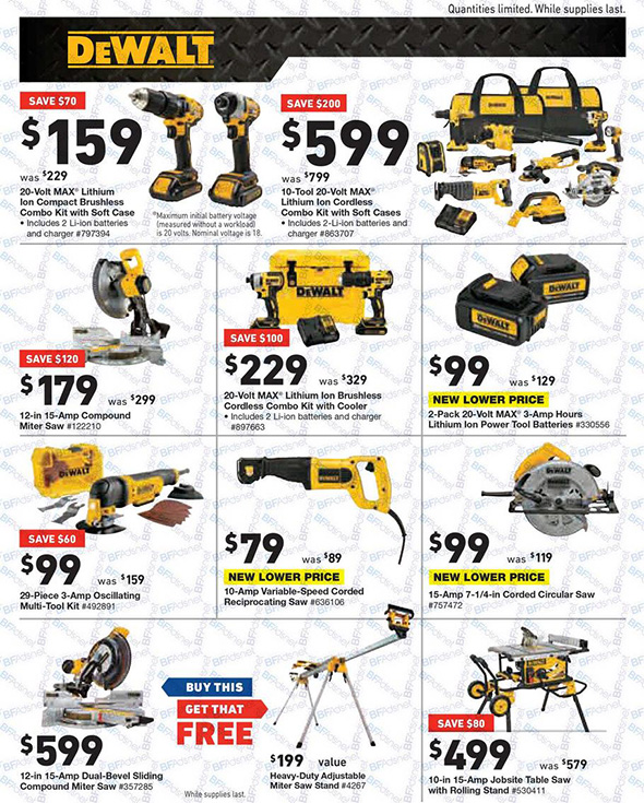Lowes Black Friday 2017 Tool Deals Page 15