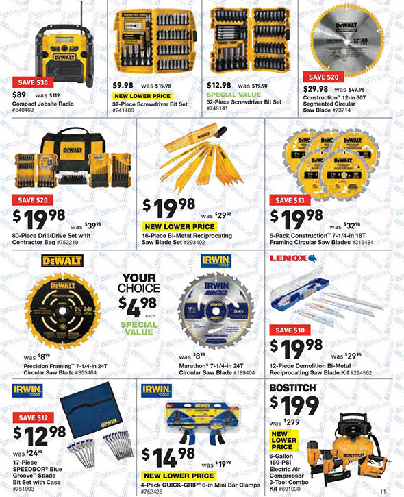 Lowes Black Friday 2017 Tool Deals Page 16
