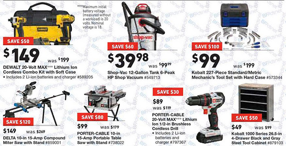 Lowes black friday 2017 tool deals lowes black friday 2017 tool deals page 3 greentooth Images