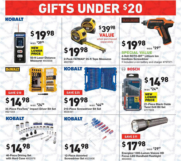 Lowes Black Friday 2017 Tool Deals Page 6
