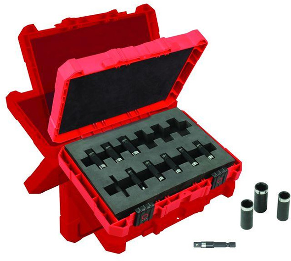 Milwaukee 1-4 Shockwave Impact Socket Set