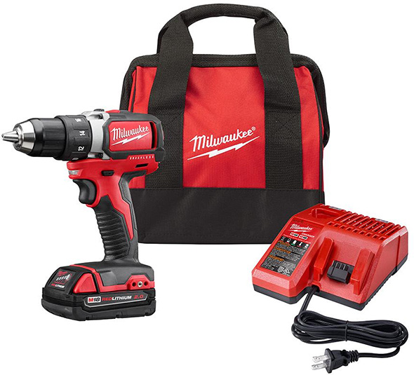 Milwaukee 2701-21P M18 Black Friday Drill Kit Special 2017