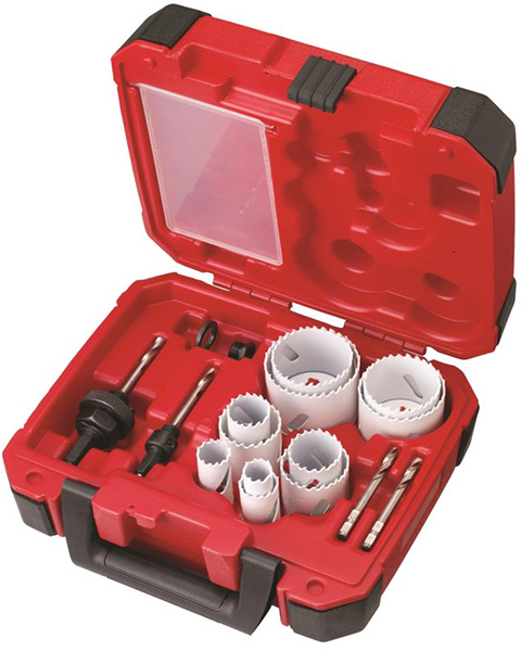 Milwaukee 49-22-4175 15pc Hole Saw Set