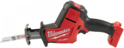 New Milwaukee M18 Fuel Hackzall Compact Reciprocating Saw