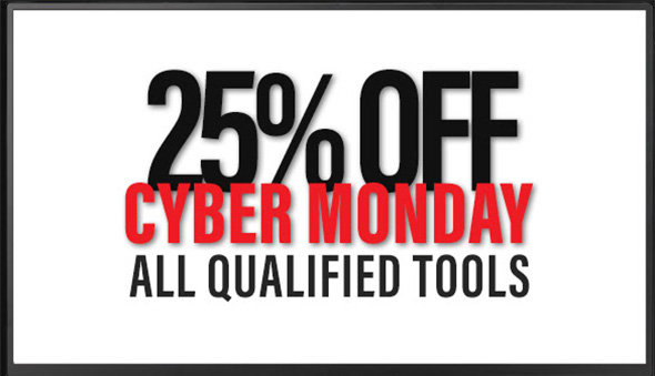 Ohio Power Tool Cyber Monday 2017