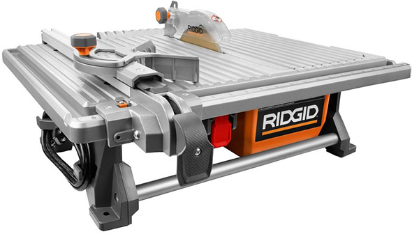 Ridgid R4021 Tile Saw
