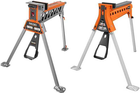 Ridgid Super Clamp New vs Old Model
