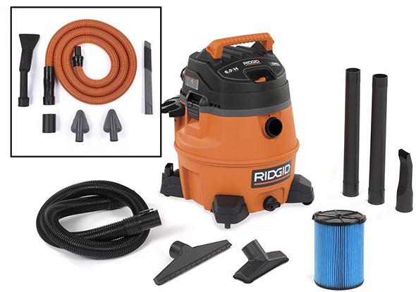 Ridgid WD1451 Vacuum Deal