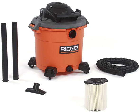 Ridgid WD1640 Shop Vacuum Deal