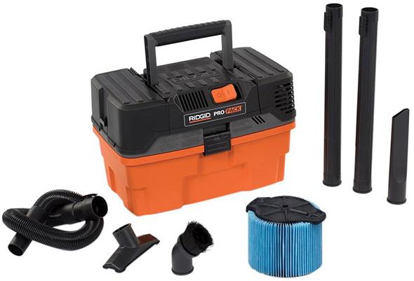 Ridgid WD4522 Tool Box Vacuum