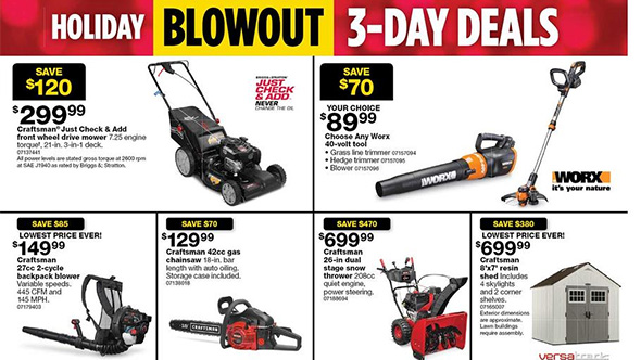 Sears Black Friday 2017 Tool Deals Page 7