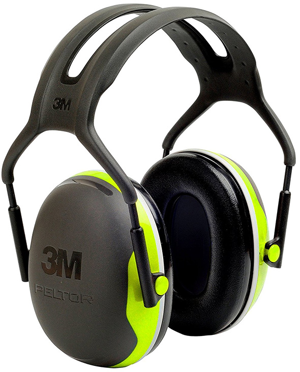 3M Peltor X-Series Ear Muffs