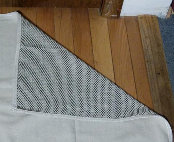 CoverGrip Drop Cloth Underside