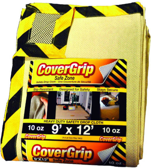 CoverGrip Heavy Duty Drop Cloth