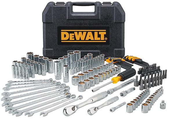 DEWALT DWMT81533 172pc Mechanics Tool Set