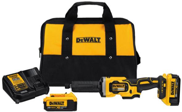 Dewalt DCG426M2 Cordless Die Grinder kit
