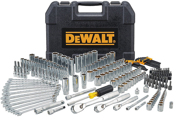 Dewalt DWMT81535 247pc Mechanics Tool Set