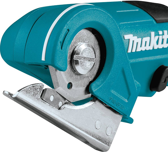 Makita 12V Multi-Cutter Close-up