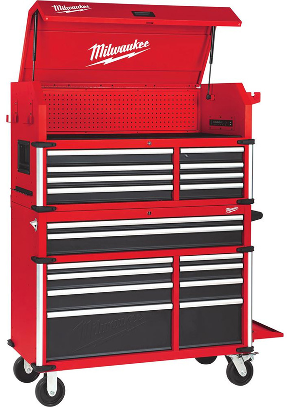 Milwaukee Premium Tool Storage Combo