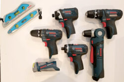 ToolGuyd Cleanup Giveaway #3: Bosch 12V Max Cordless Power Tools + Channellock Levels