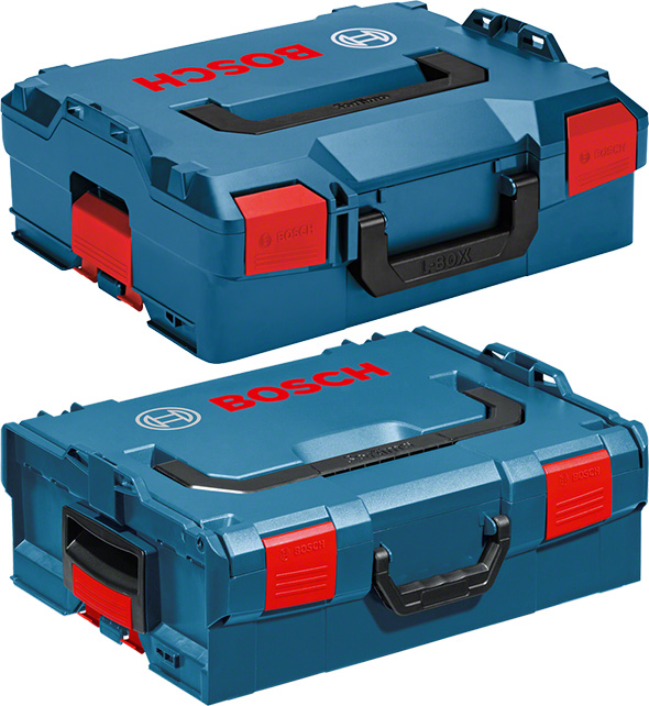 Bosch L-Boxx Tool Box Comparison 2018