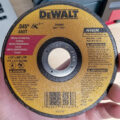 Dewalt Cut-Off Wheel