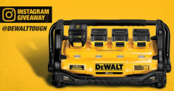 Whoops! NO New Dewalt Portable Power Station!