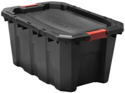 New Husky Latch and Stack Tote Boxes