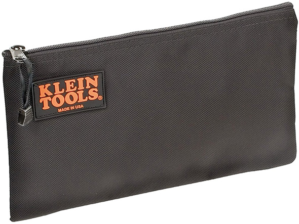 Klein Cordura Zippered Tool Bag